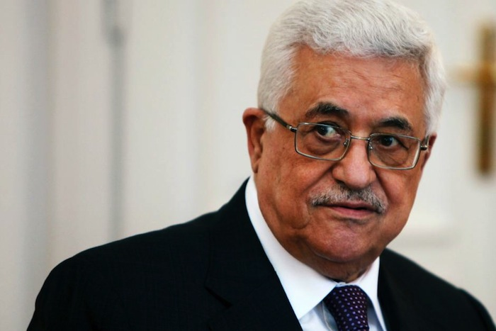Why Palestinian President Mahmoud Abbas' Grandchildren Give Him Hope