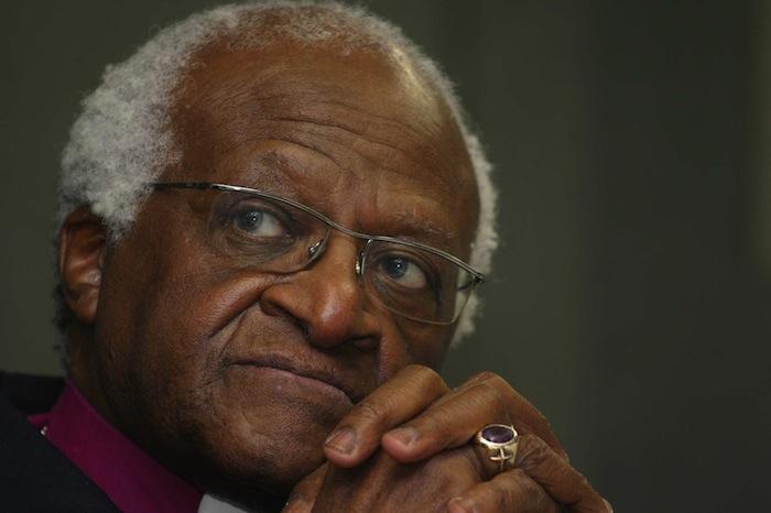 10 Pieces of Wisdom from Desmond Tutu on his Birthday