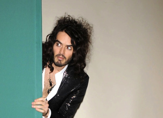The Transformation of Russell Brand