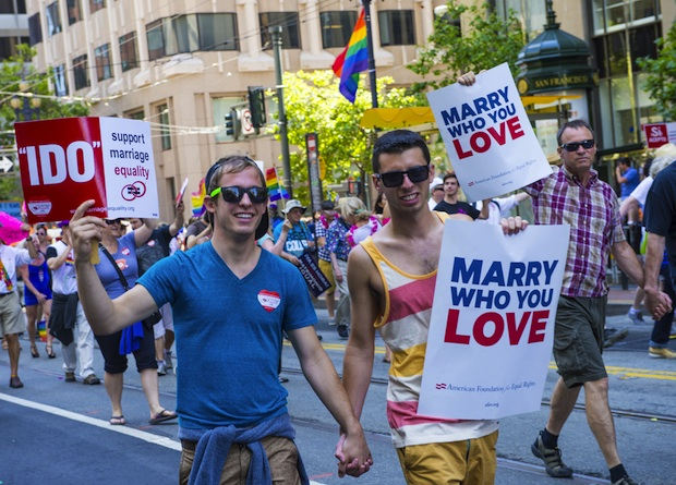 How a Ruling on Gay Marriage Gave a Lesson on Decision Making