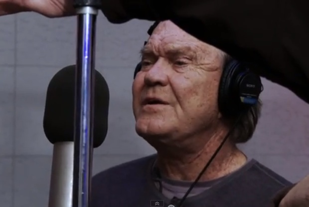 Glen Campbell Sings Poignantly of Loss and Healing