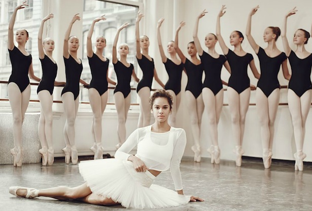 Misty Copeland Dances to Stardom