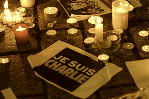 Grieving the Charlie Hebdo Attack
