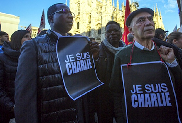Je Suis Charlie...or Not?