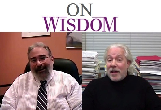 On Wisdom - Irwin Kula with Brad Hirschfield