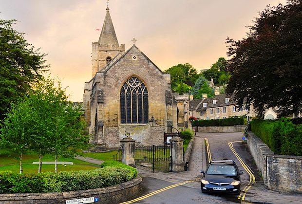 Prayer on the Go, at Drive-Thru Churches