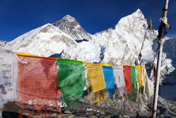 Mount Everest: Just Because We Can Doesn't Mean We Should
