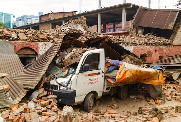 Where Is the Help Nepal Needs?