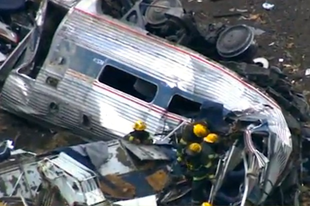 The Amtrak Tragedy, and All That Faith Can't Explain