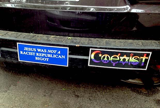 Coexisting Beyond Bumper Stickers