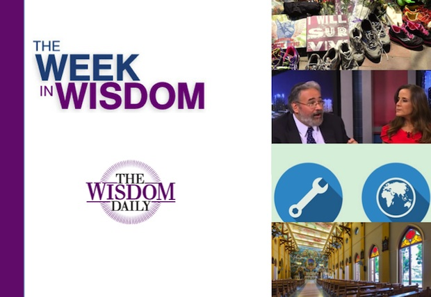 Entrepreneurs, Jurors and 'Nones': Our Week in Wisdom