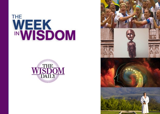 Pluto, Spa Trends and Nathan Hale: Our Week in Wisdom