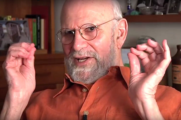 Oliver Sacks Gets Personal