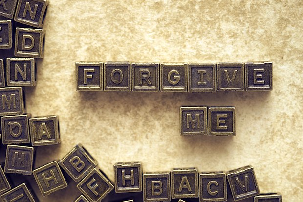 The Hardest Person to Forgive