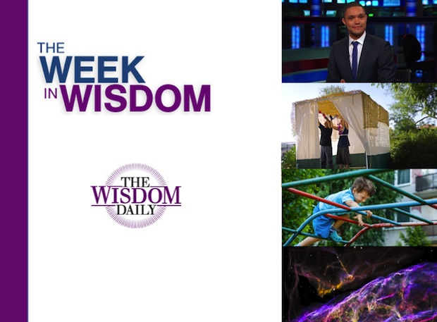 Changes, Parents and Supernovas: Our Week in Wisdom