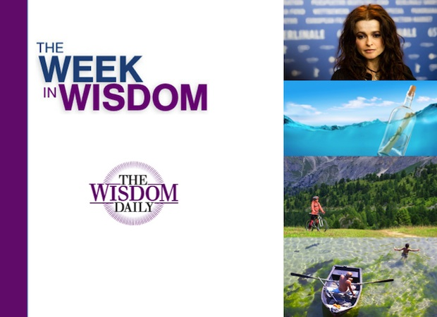 Yearning, Imagining and Aging: Our Week in Wisdom
