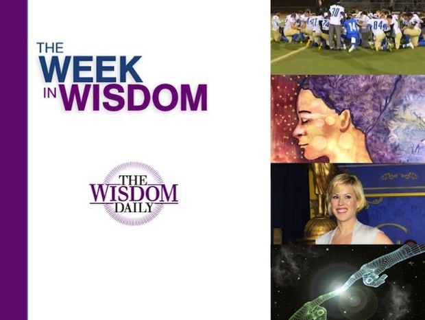Science, Sorrow and the Supernatural: Our Week in Wisdom