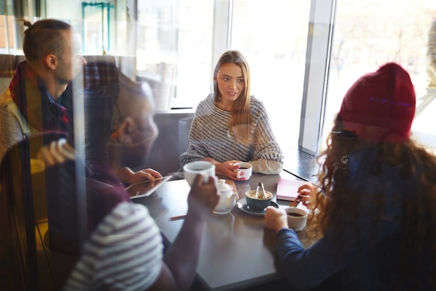 The Starbucks Cup: It's About Conversation
