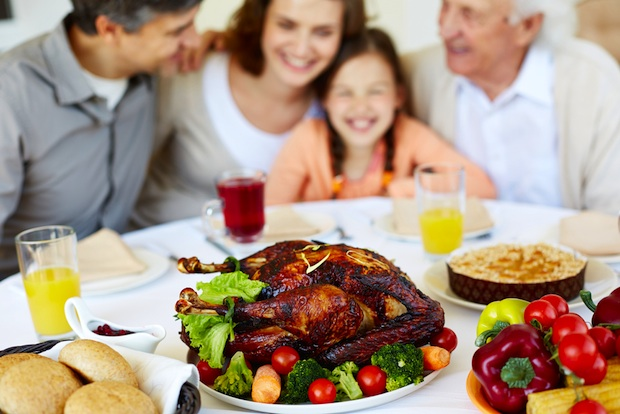 What Makes Thanksgiving the Happiest Day?
