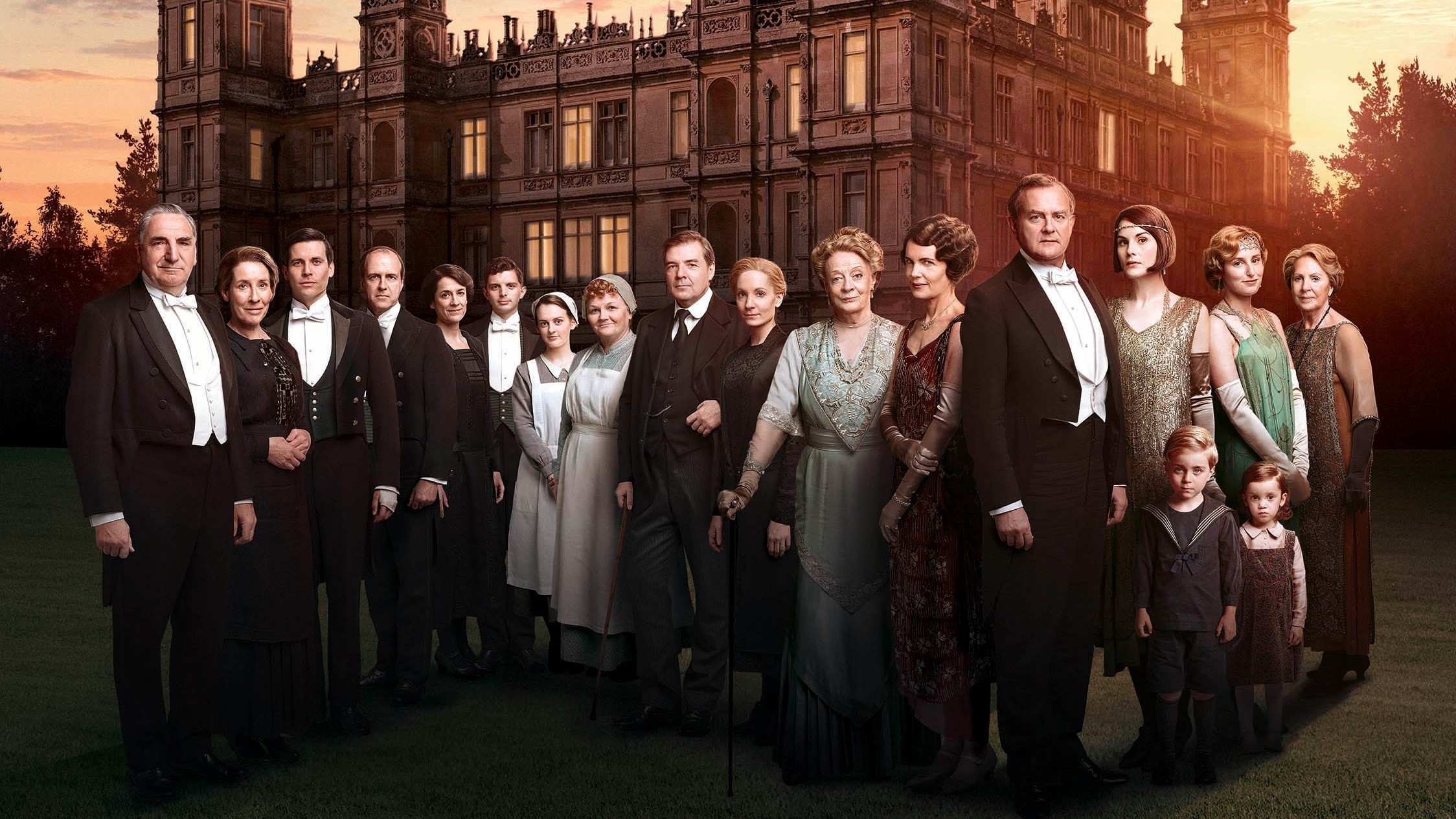 Why Is Downton Abbey So Popular?