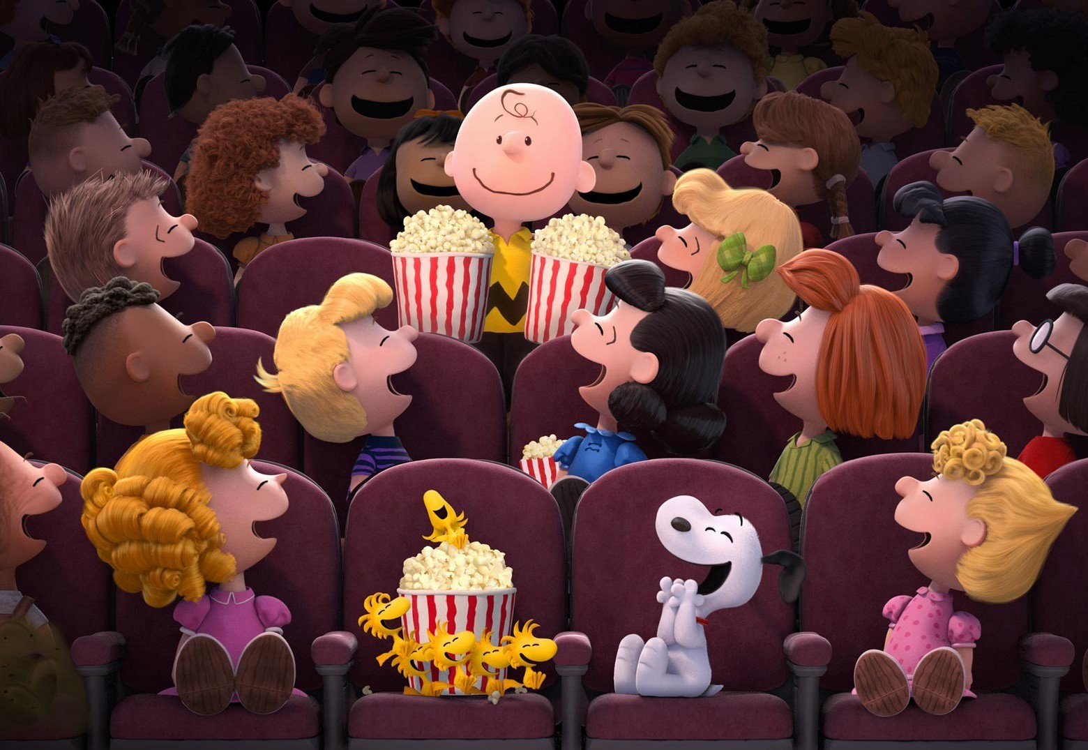 The Wonderful Philosophy of the Peanuts Movie