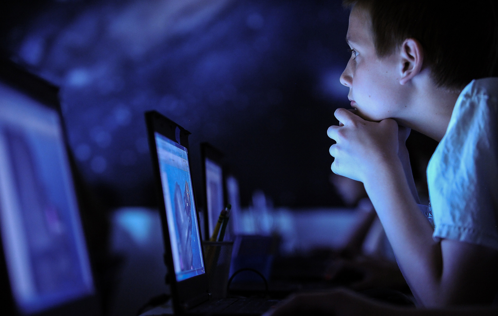 A Parent's Exploration Into His Child's Tech-Filled Life