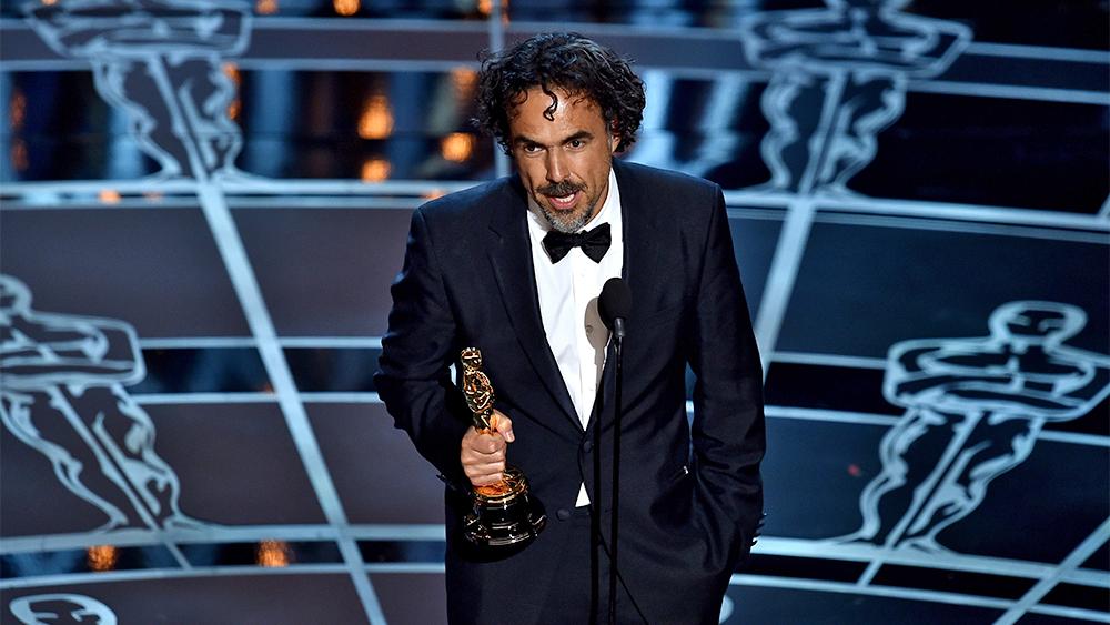 #OscarsSoWhite vs. Alejandro Gonzalez Iñarritu