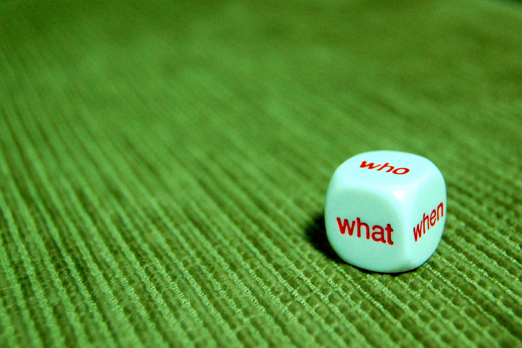 The Comforting Beauty Of Asking Questions