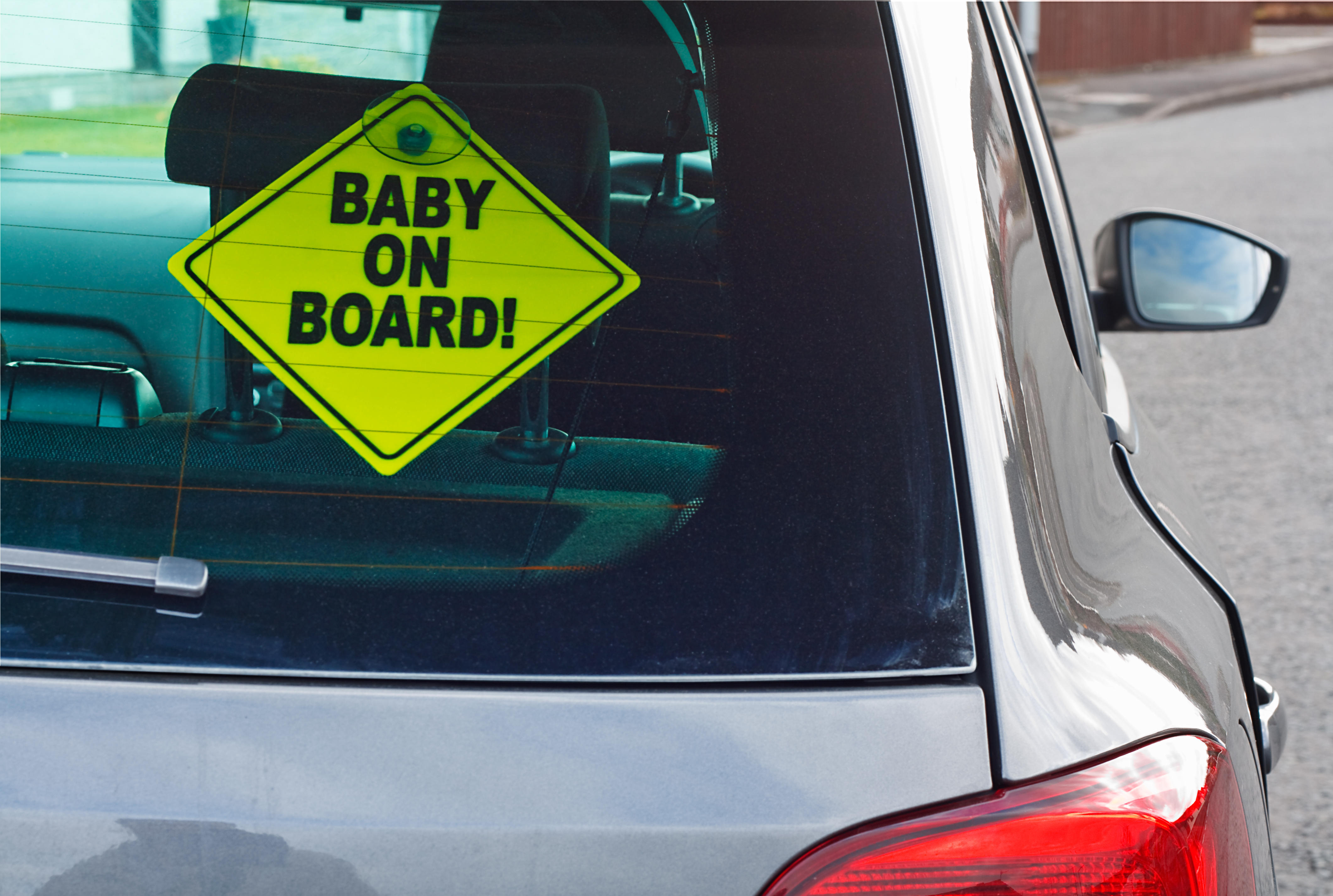 "How I Learned Empathy From A ""Baby On Board"" Sign"