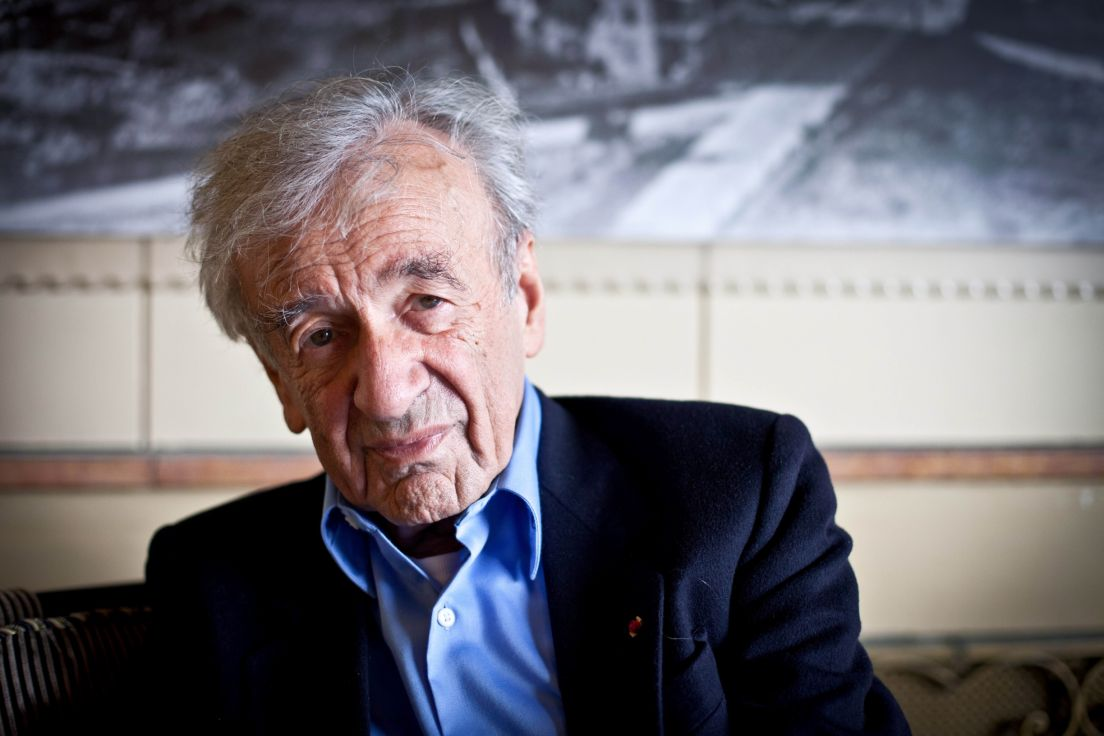 Thank You, Elie Wiesel