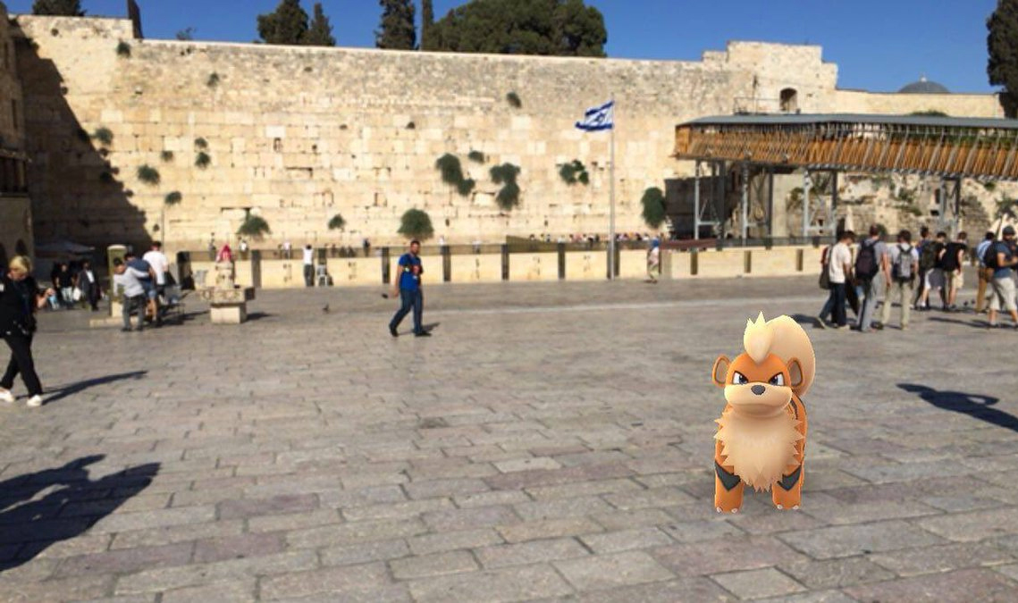 What Pokemon Go Can Teach Us About God