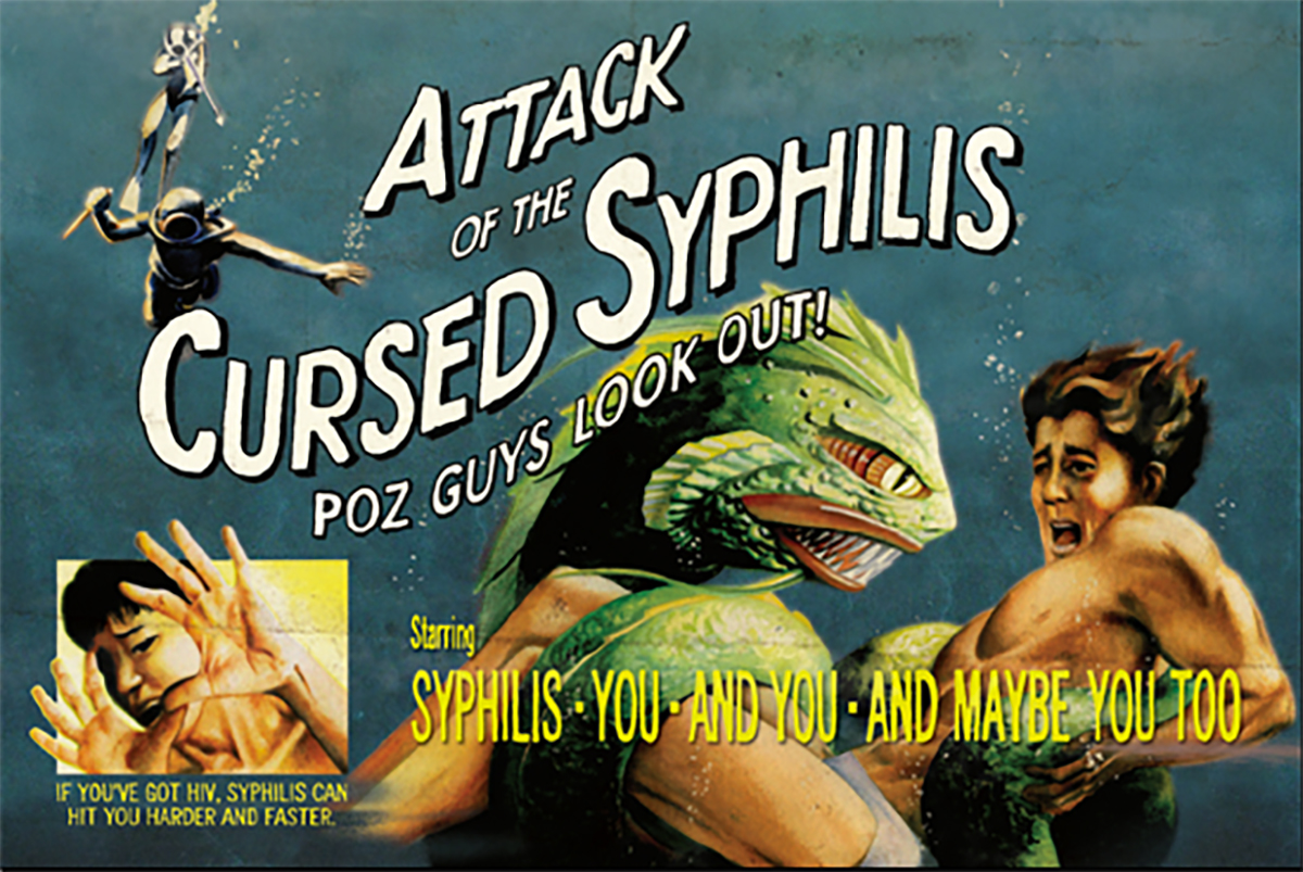 The Fascinating Story Of Humanity's Battle With Syphilis