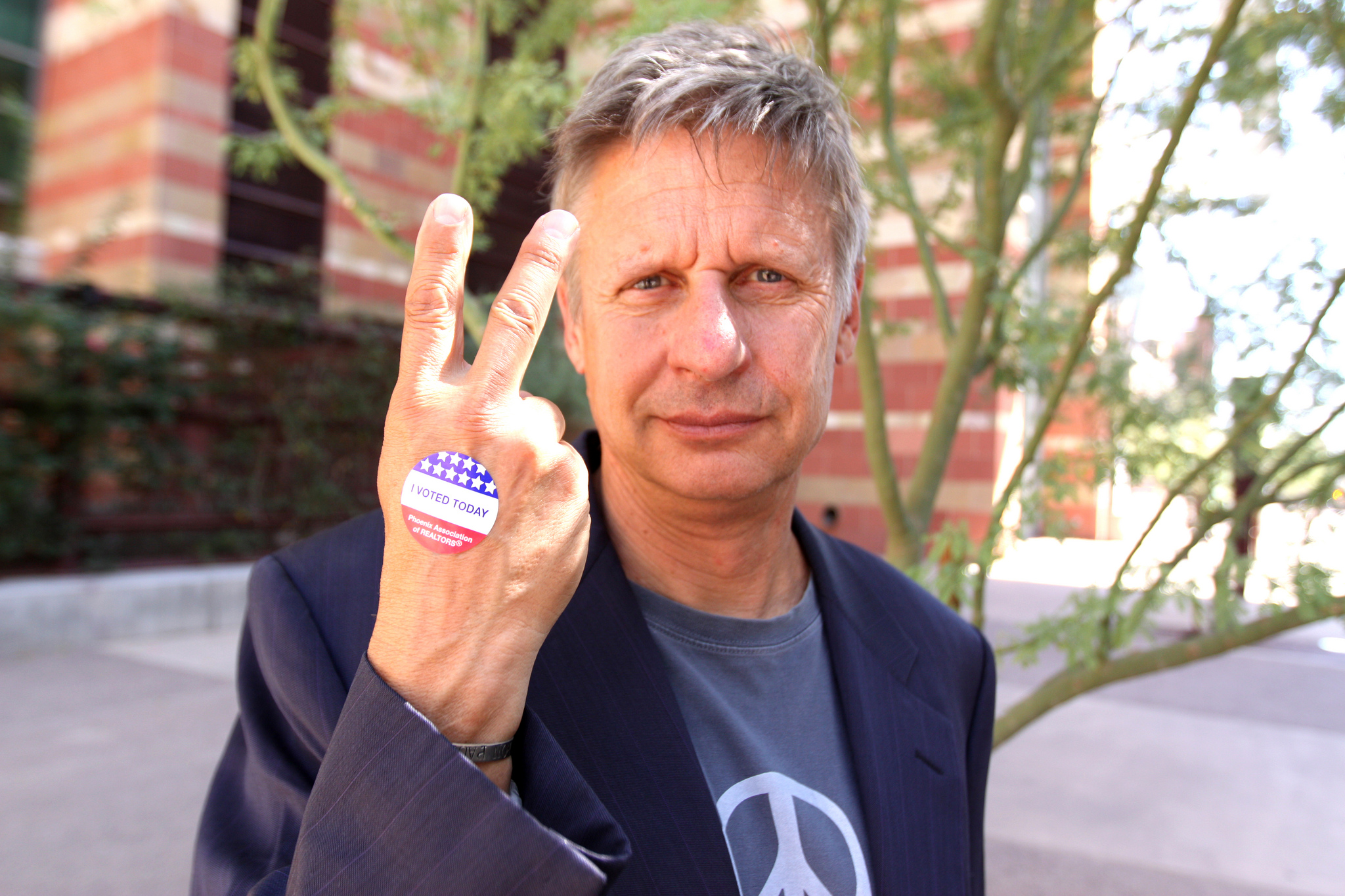 Gary Johnson's Destructive Self-Seduction