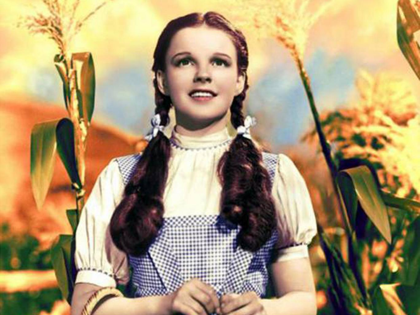 Judy Garland: Destroyed By The Gift That Made Her A Legend