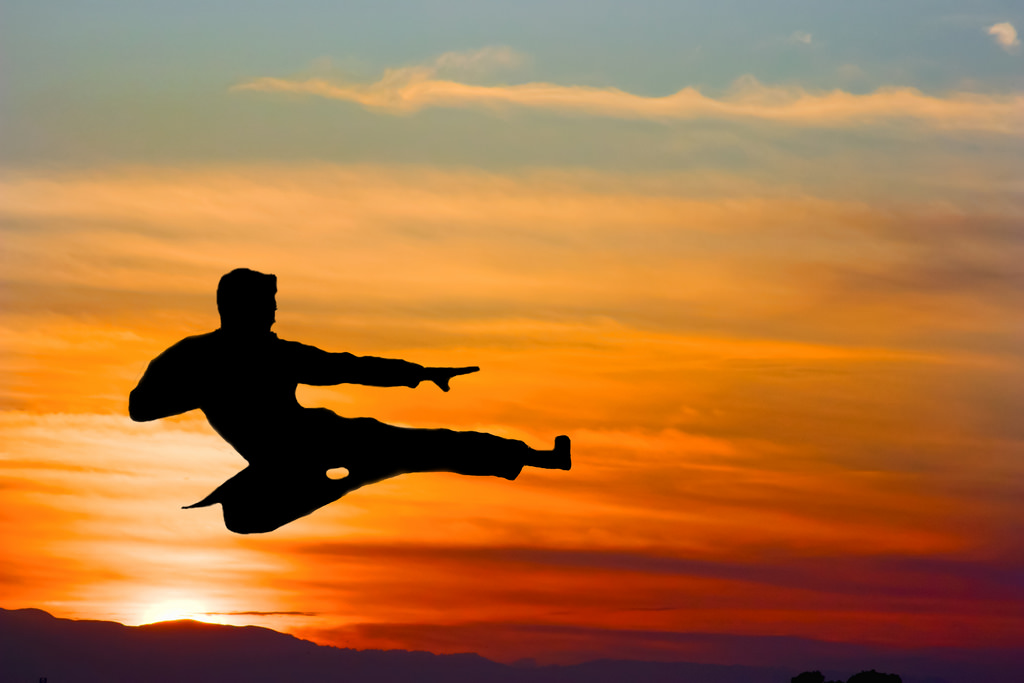 Can Martial Arts And Jewish Spirituality Go Hand In Hand?
