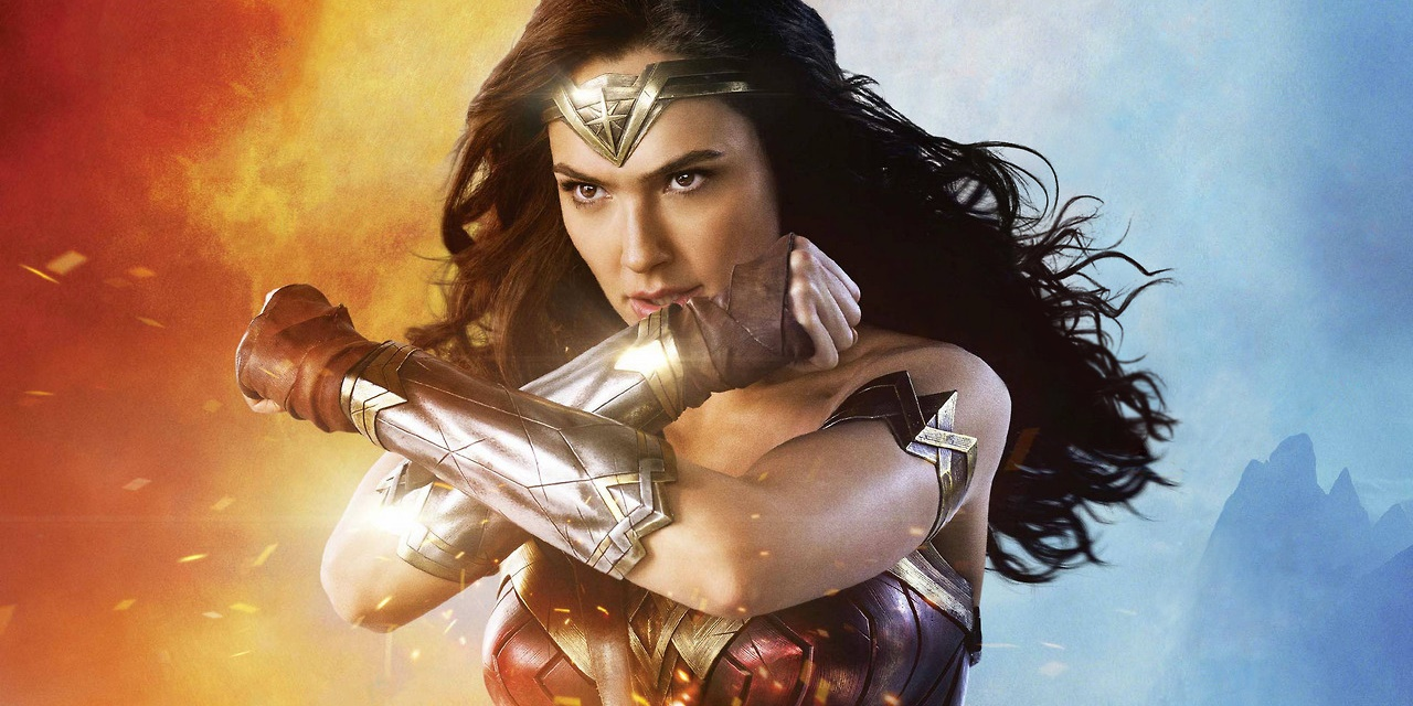How Wonder Woman Saved Me