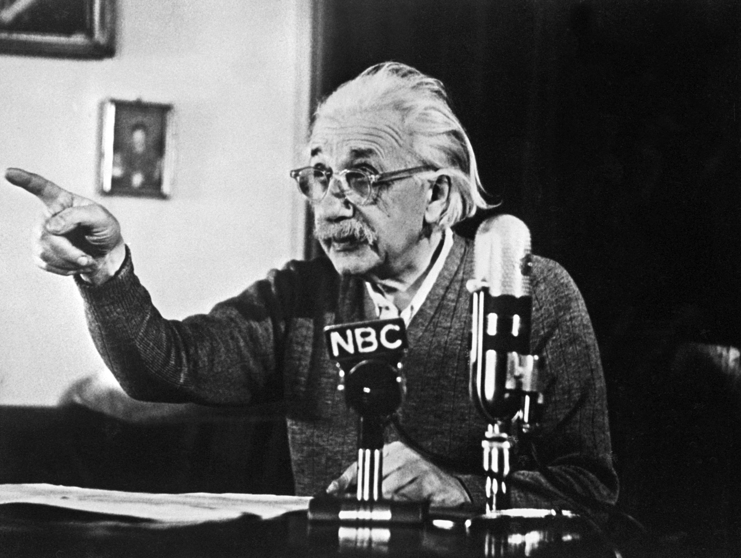 How Albert Einstein Used His Status To Fight Racism