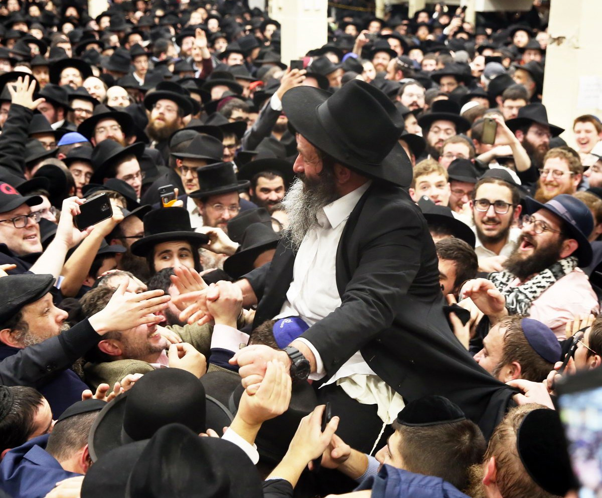 Why I Didn't Dance For Rubashkin... And Why I Regret It