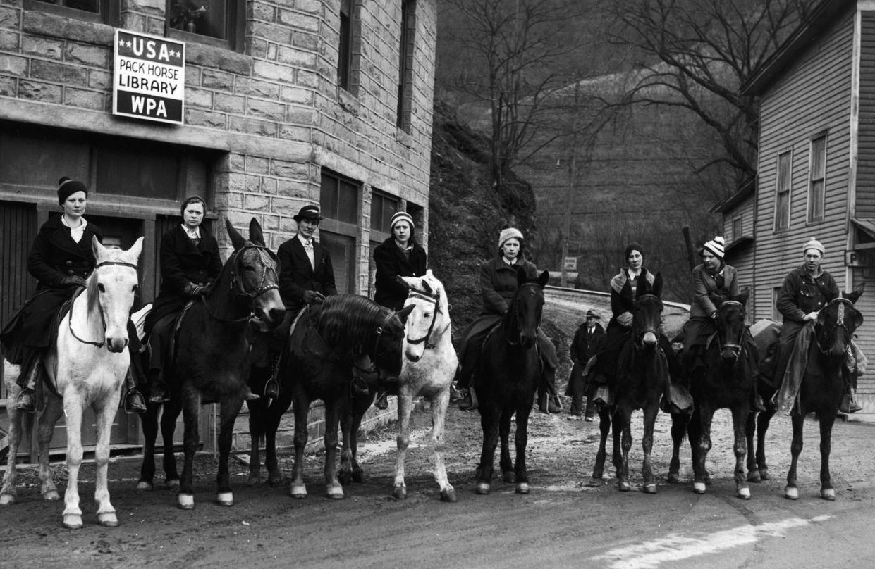 Watch: The Packhorse Librarians Of Eastern Kentucky