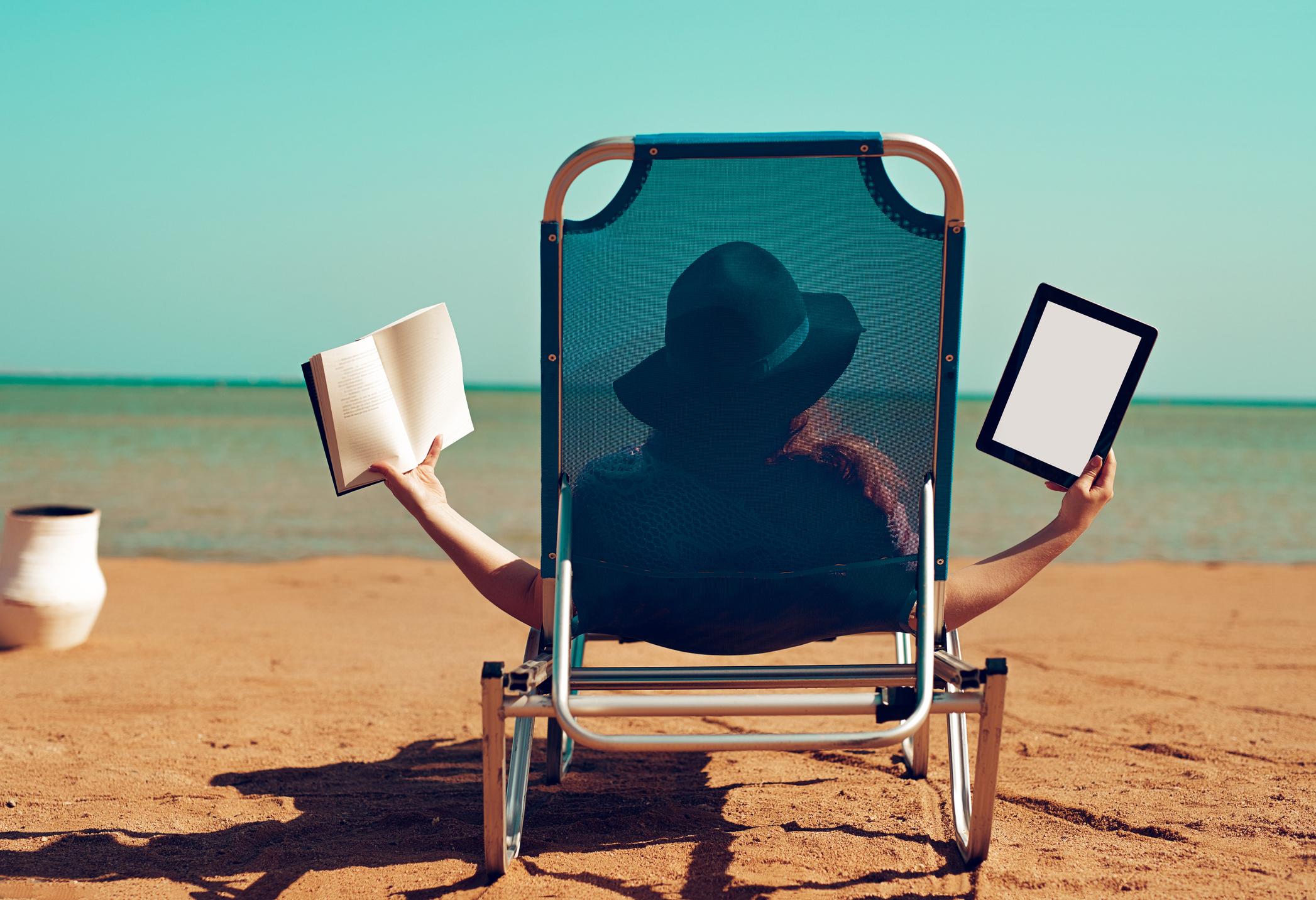 Sorry, Literary Community: I Love Amazon And E-Books