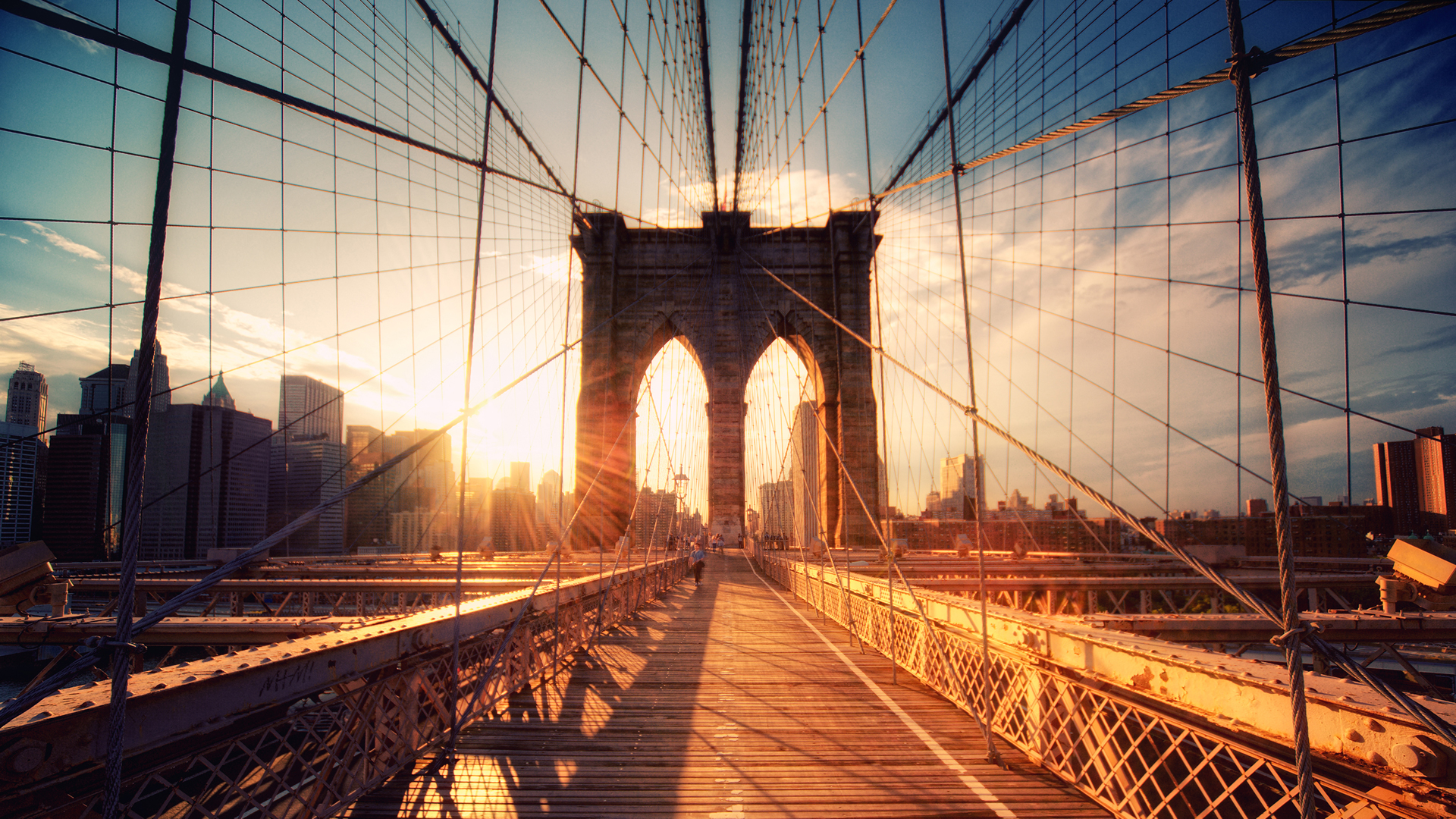 Watch: The Brooklyn Bridge