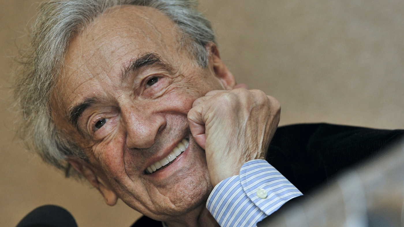 How Elie Wiesel Helped Bring Back My Faith In Christianity
