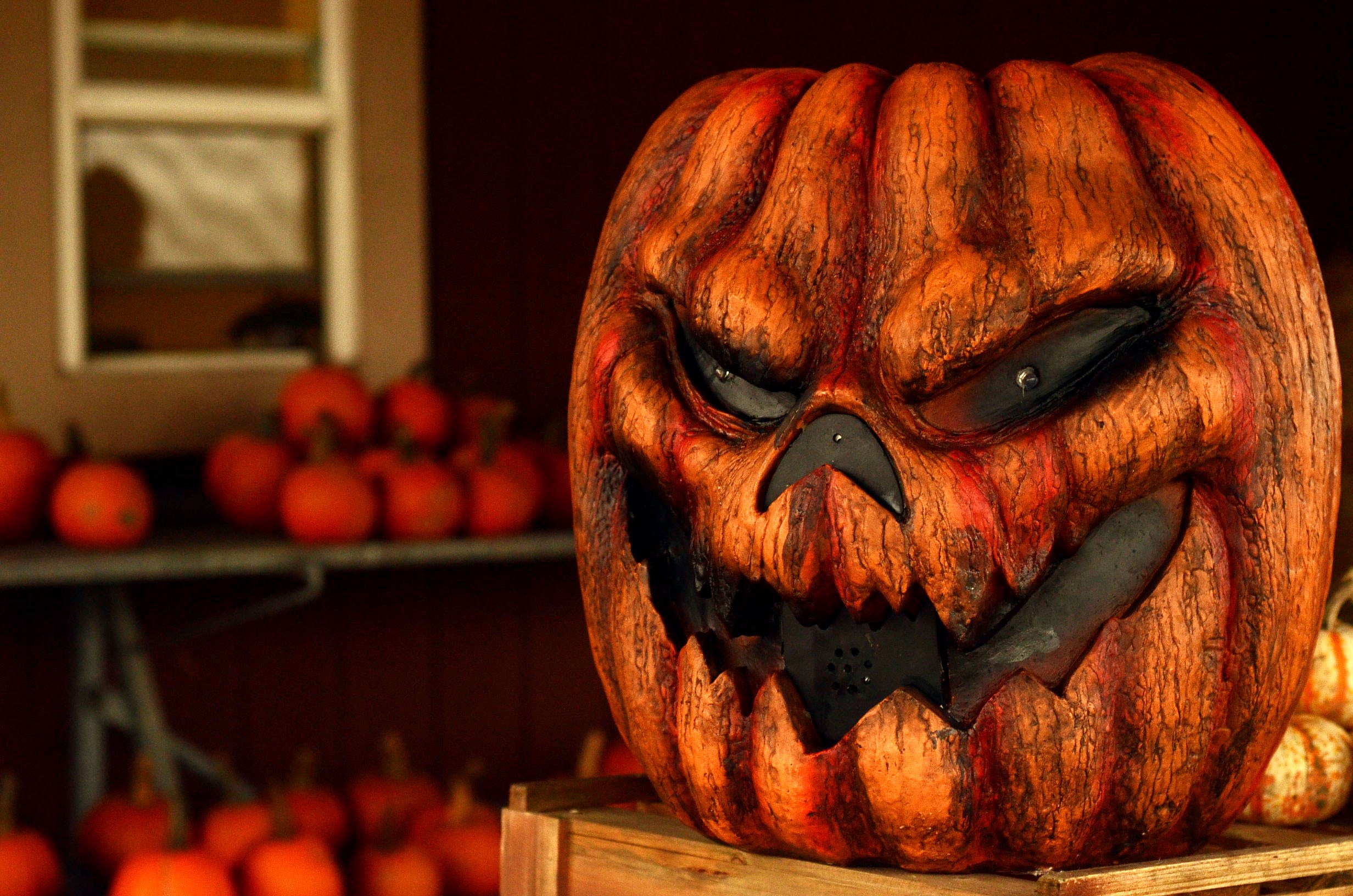 Watch: The Evolution of Halloween