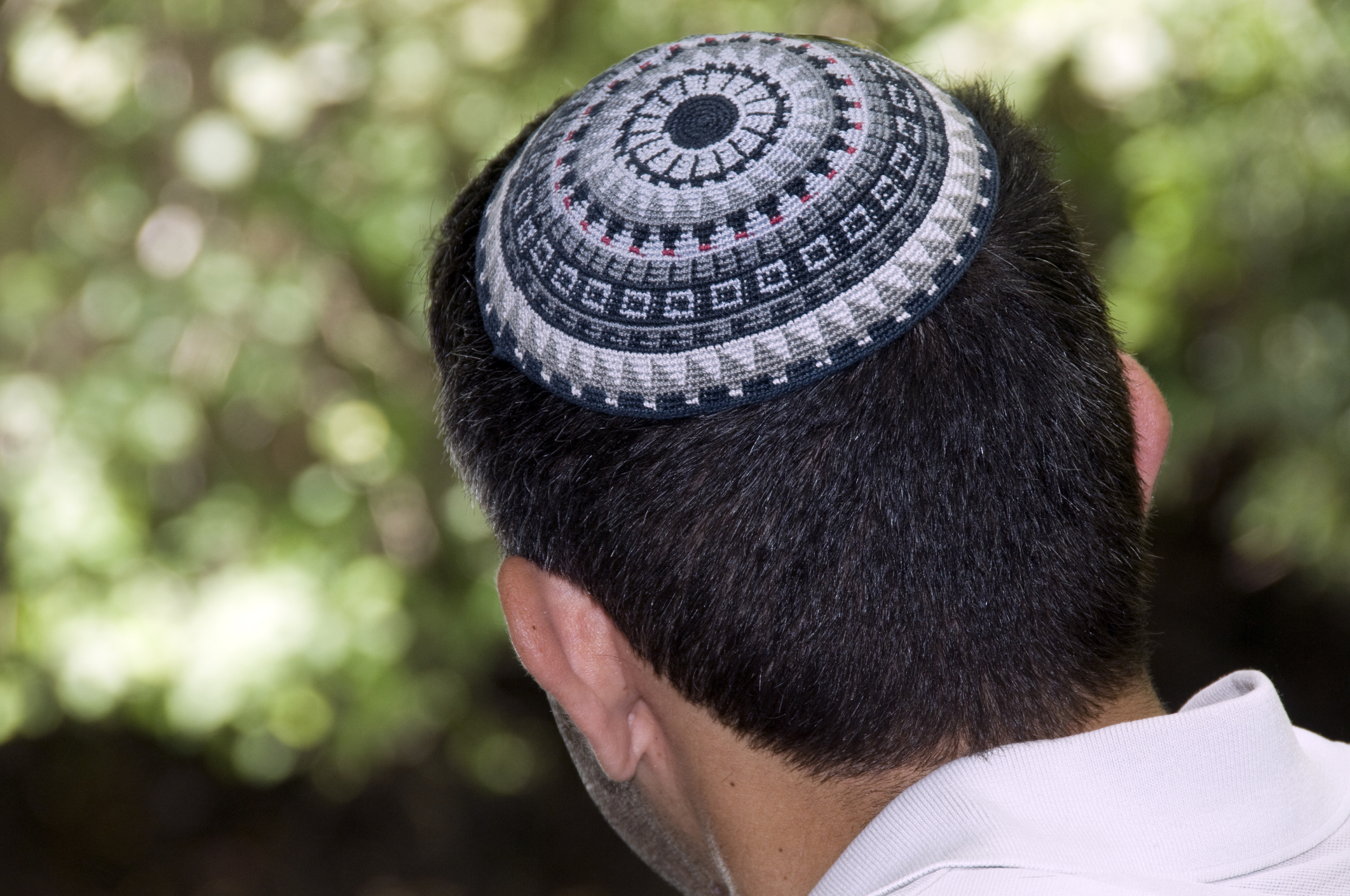 Why I Wore A Kippah To Vote