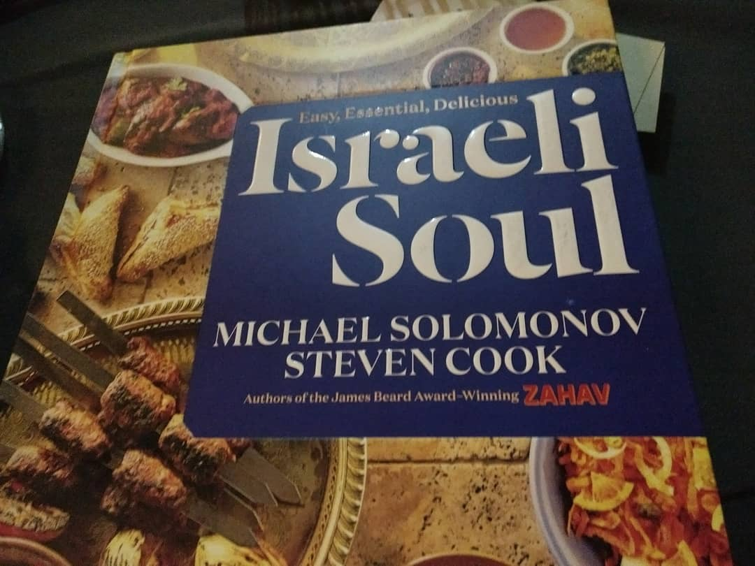 Solomonov And Cook's Cookbook Takes You On A Culinary Tour Of Israel
