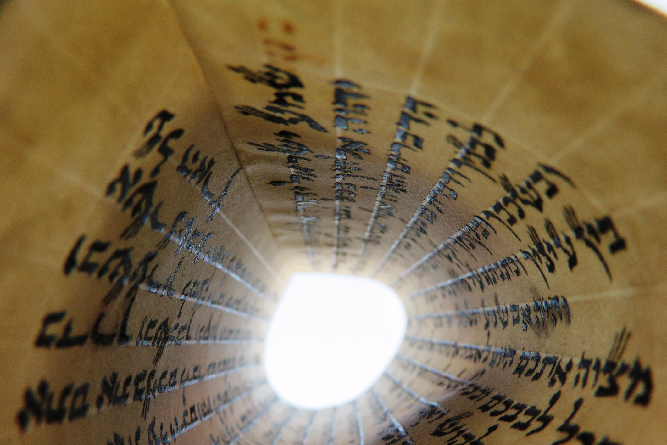 Translating The Torah Into Light