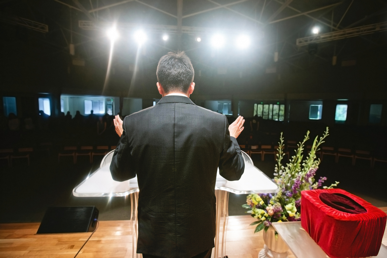 White Pastors Are Not Doing Enough To Address Systemic Racism
