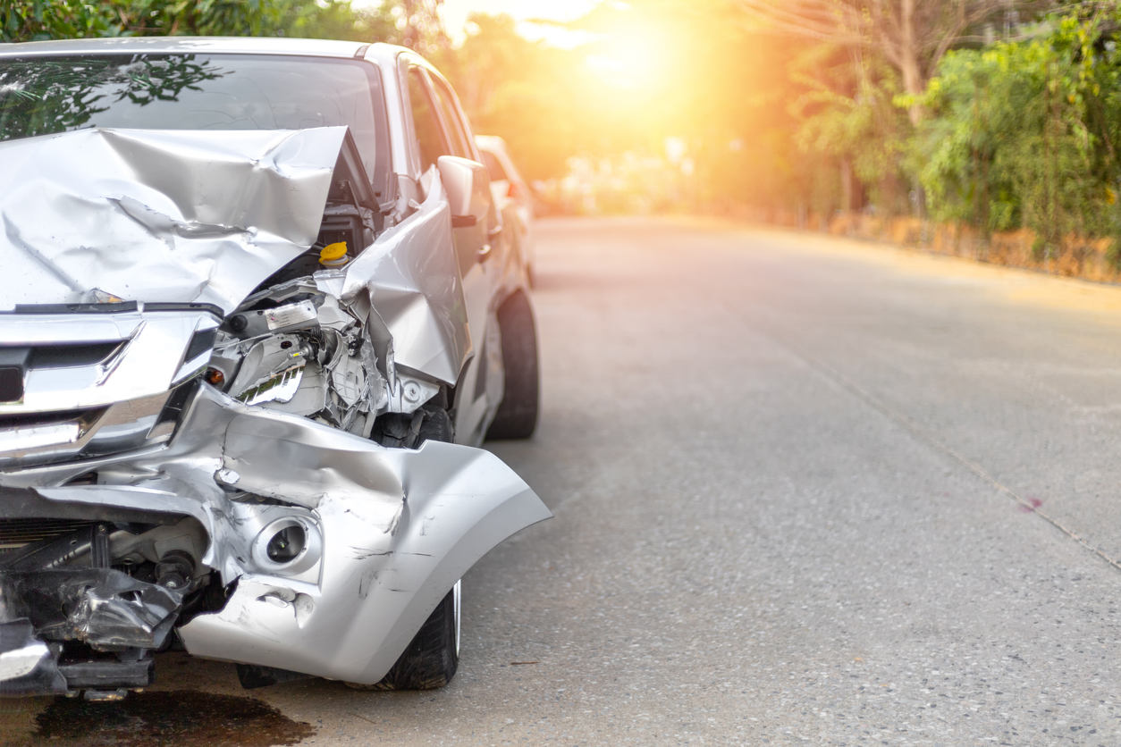 Why I Didn't Feel Simple Gratitude After Surviving A Car Accident