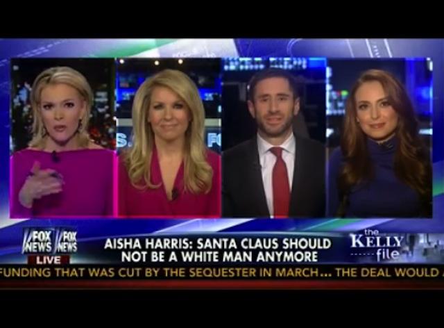 Santa Is White, Really!