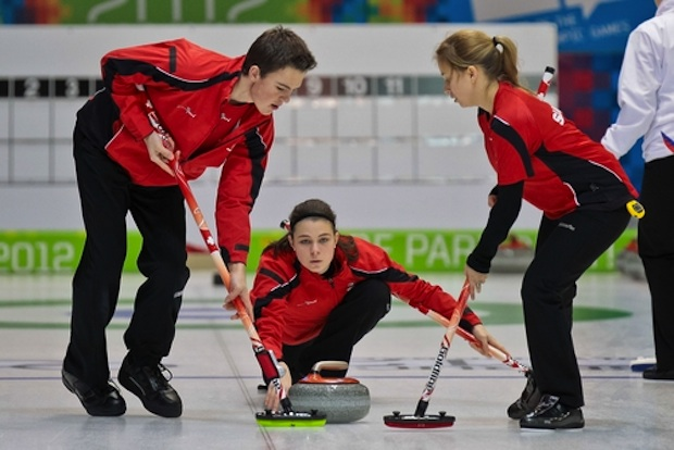 What Curling Can Teach You